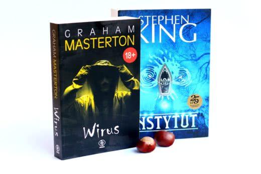 Graham Masterton WIRUS / Stephen King INSTYTUT