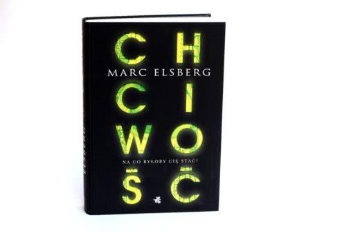 Chciwość - Mark Elsberg - Książka 2019