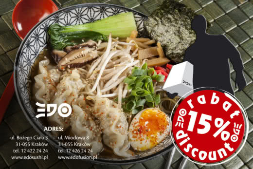 EDO SUSHI BAR / EDO FUSION Asian Cuisine