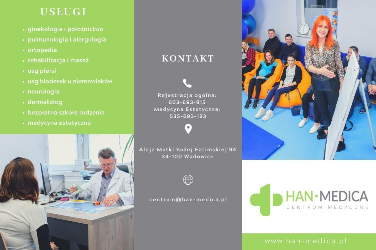 Centrum Medyczne HAN-MEDICA w Wadowicach