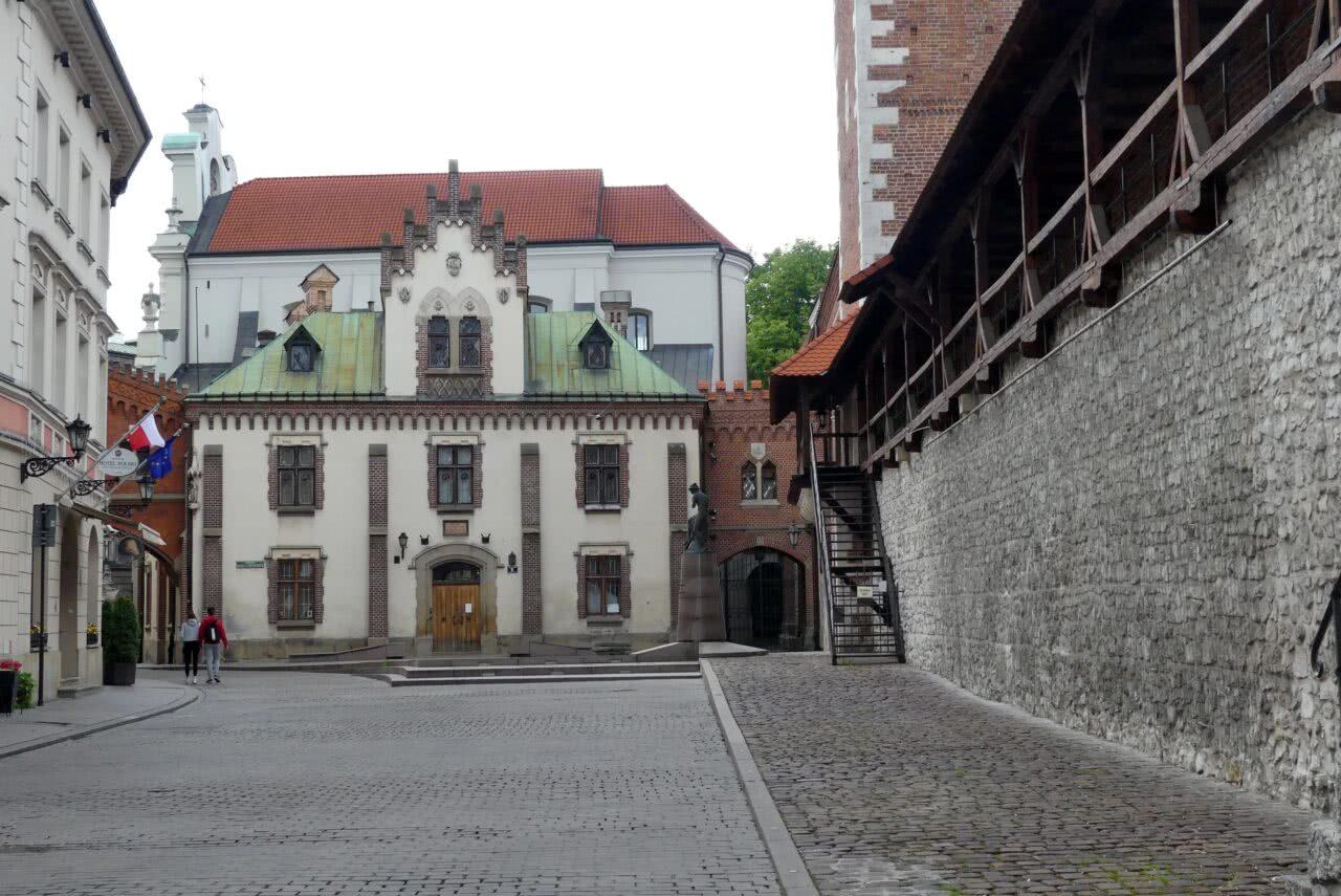 Kraków Zdjęcia Public Domain