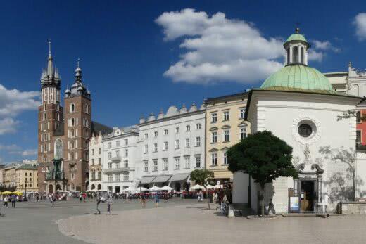 Nie od razu Kraków zbudowano