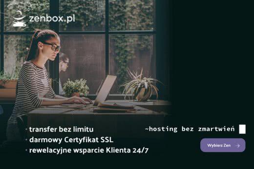 Hosting WWW - ZENBOX